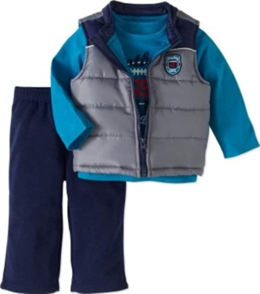 dc38abf4c Image Unavailable. Image not available for. Color: Healthtex Baby Boy  Puffer Vest ...