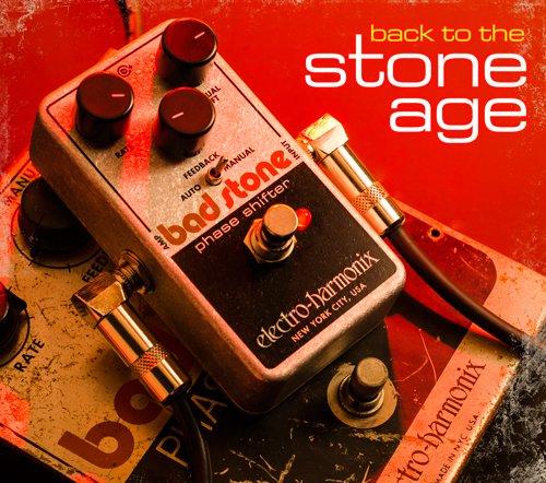 Electro-Harmonix Bad Stone Phase Shifter Pedal by Electro-Harmonix