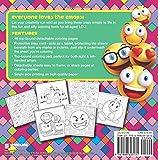 Emoji Crazy Coloring Book