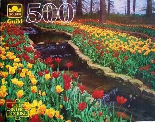 Price comparison product image Guild Hodges Gardens 500 Piece Jigsaw Puzzle