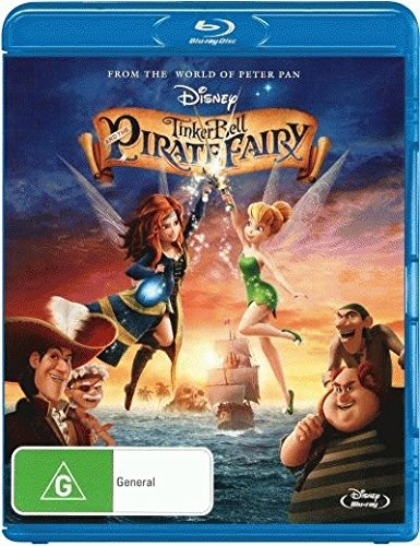Tinkerbell Fairy Pirate (Tinker Bell and the Pirate Fairy)