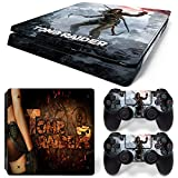 New Arrival PS4 Slim Vinyl Skin Decal Cover for Sony PlayStation 4 Slim PS4 Console Sticker