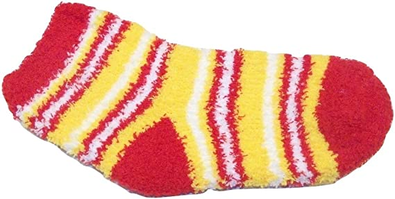 SNUGADOO Kids Super Soft 5 Toe Novelty Toe Socks New Pink Black
