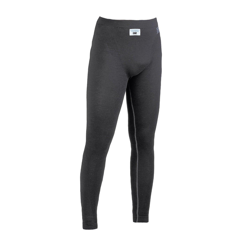 OMP IAA//740EP//CN//SMA One Long Johns Pants, Black, X-Small//Small