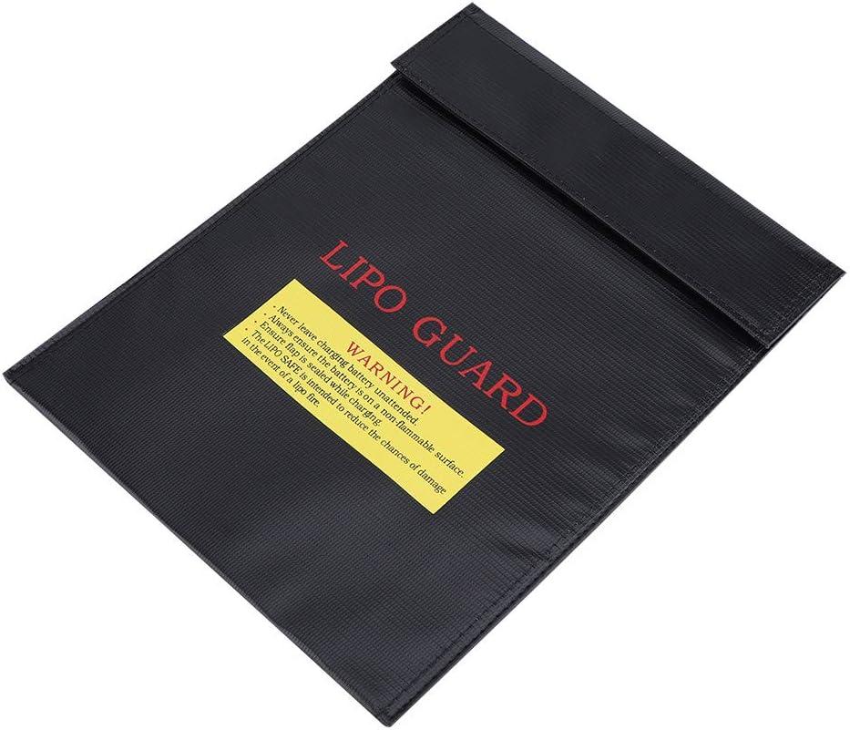 Silver S Zerodis Sac /à Documents Ignifuge Pochette Anti Feu Pochette de Protection Anti-D/éflagrante Porte Document Ignifuge pour Prot/éger Les Documents Importants