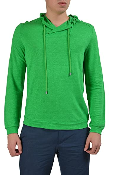 balenciaga hoodie mens green