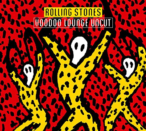 Voodoo Lounge Uncut [2 CD/DVD] (The Best Of Live Lounge)