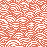 Entertaining with Caspari Lulu'S Rainbow-Coral, Luncheon Napkin, Pack of 20