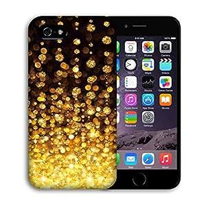 Casestars gold bubble, champagne, luxury, 3D Iphone 6 case