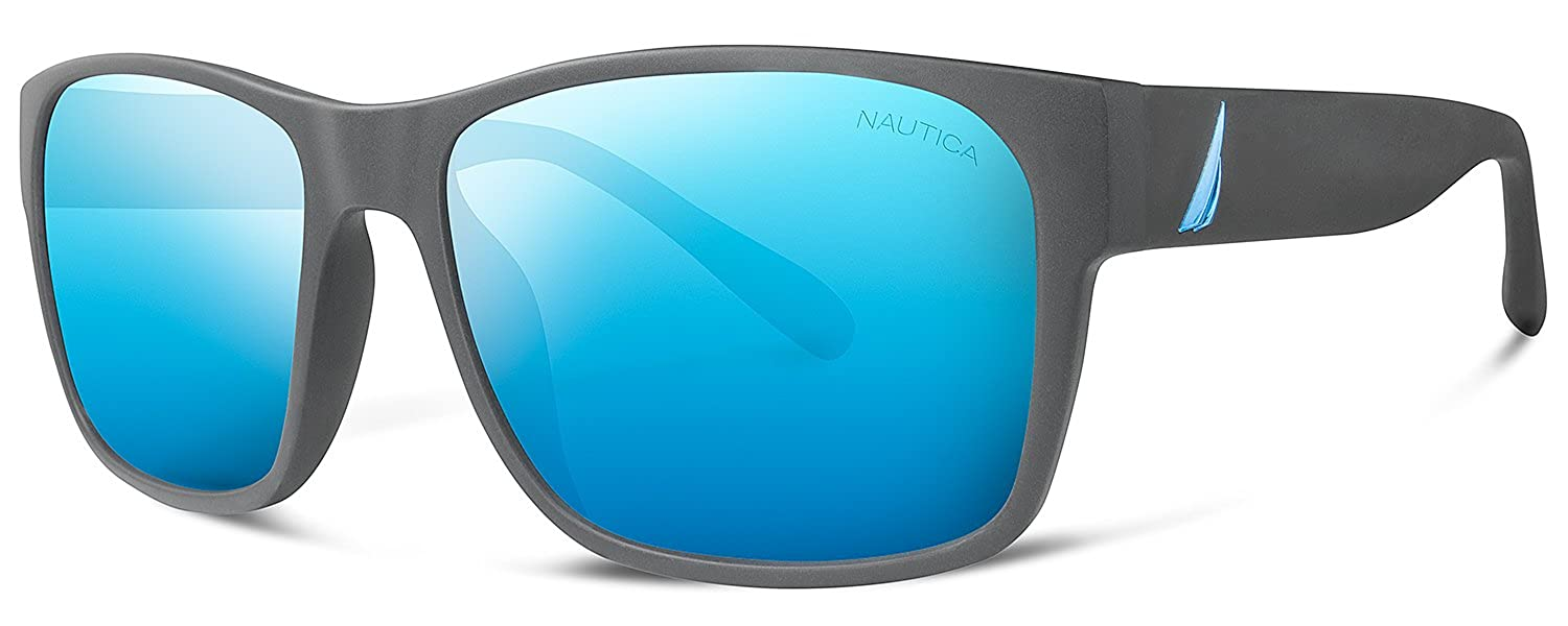 Amazon.com: Nautica n6195s anteojos de sol, 56-17-140: Clothing