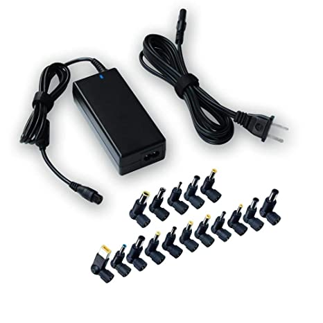 amazon com belker 65w universal laptop charger ac power adapter for