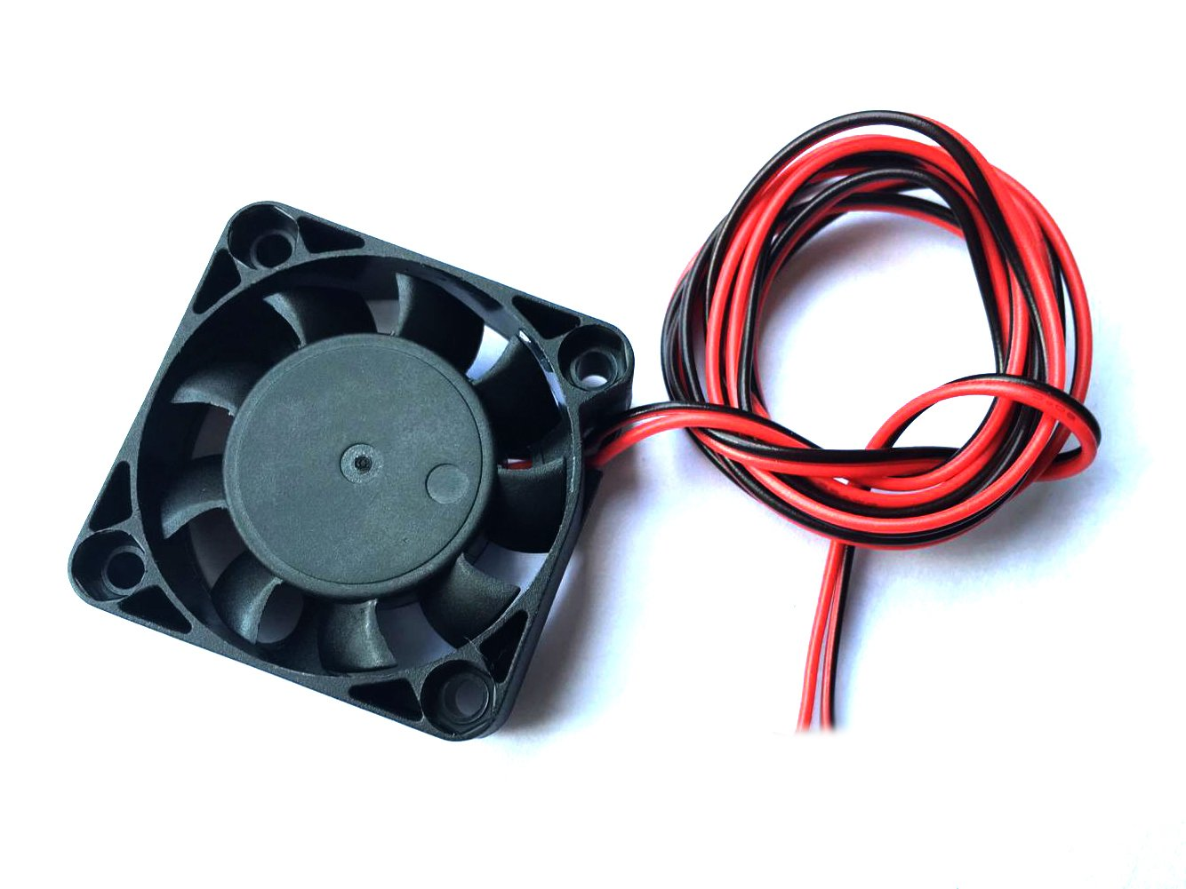 10164 HICTOP 4010 Fan 2 Pcs 24V 40x40x10mm Cooling Fan for 3D printer Parts Reprap Prusa I3 HIC Technology 3DP AMZN