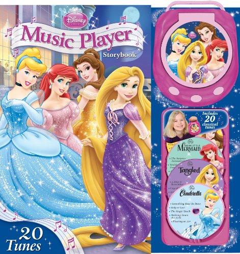 Disney Princess Music Player Storybook]()