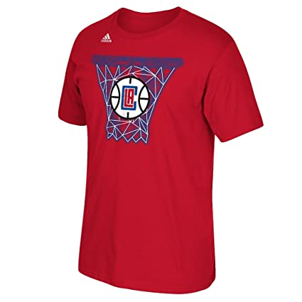 4255e0ebe8a Image Unavailable. Image not available for. Color  Los Angeles Clippers  Adidas NBA ...
