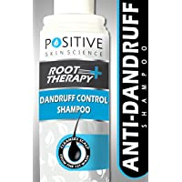 POSITIVE Root Therapy + Anti-Dandruff shampoo | Clinically Recommended | 100ml