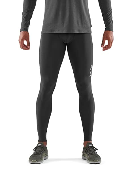 c98779201f Skins Men's's Dnamic Force Thermal Long Tights: Amazon.co.uk: Sports ...