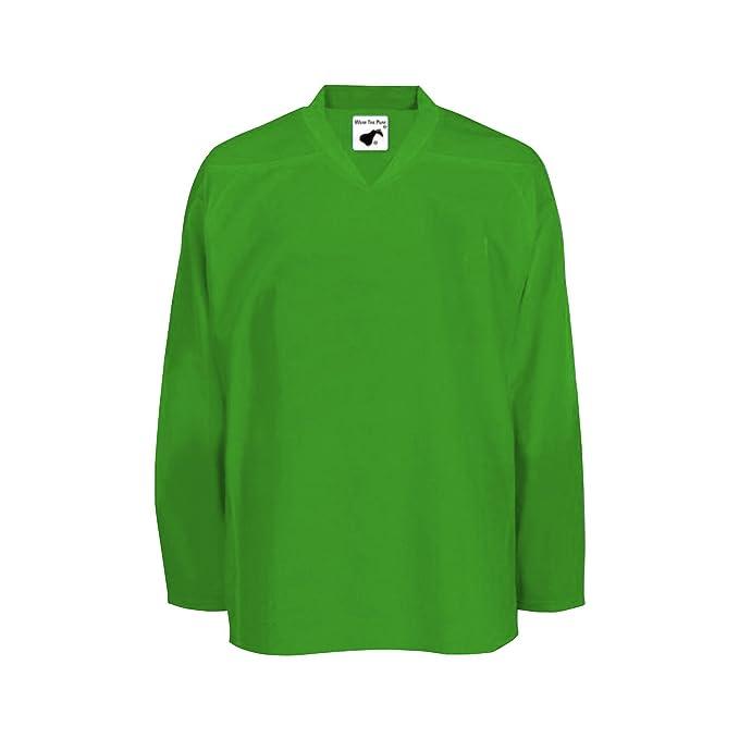 7193deaacbf Amazon.com  Pearsox Air Mesh Hockey Jersey  Clothing