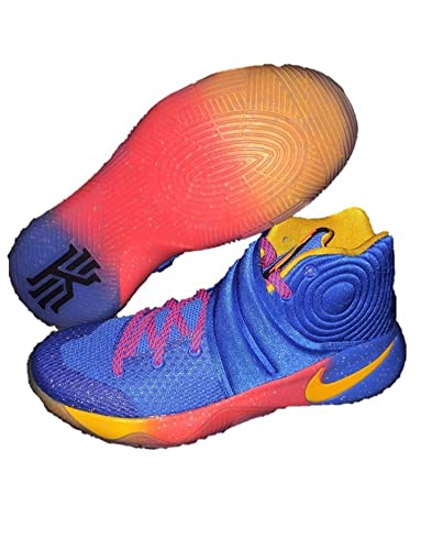 Nike Kyrie Amarillo Ii 2 Promo Eybl Azul  Amarillo Kyrie 847687 470  382ffe