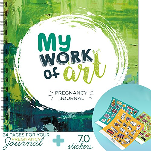 Little Big Drop - Pregnancy Journal And Baby Memory Book