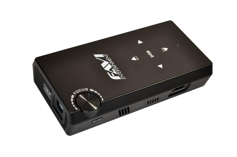 Amazon.com: FAVI e3-led-pico DLP HD Proyector de bolsillo ...
