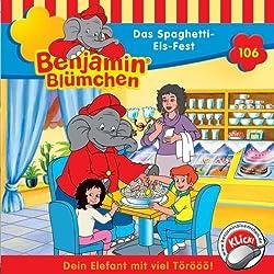 Das Spaghetti-Eis-Fest (Benjamin Blümchen 106)