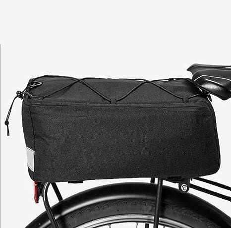 KUANDAR Mas Bolsillos Bolsa De Sillín para Bicicleta Portátil ...