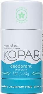 product image for Kopari Aluminum-Free Deodorant Gardenia | Non-Toxic, Paraben Free, Gluten Free & Cruelty Free Men's and Women's Deodorant | Made with Organic Coconut Oil | 2.0 oz