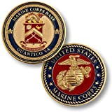 Marine Corps Base Quantico VA Challenge Coin by Northwest Territorial Mint