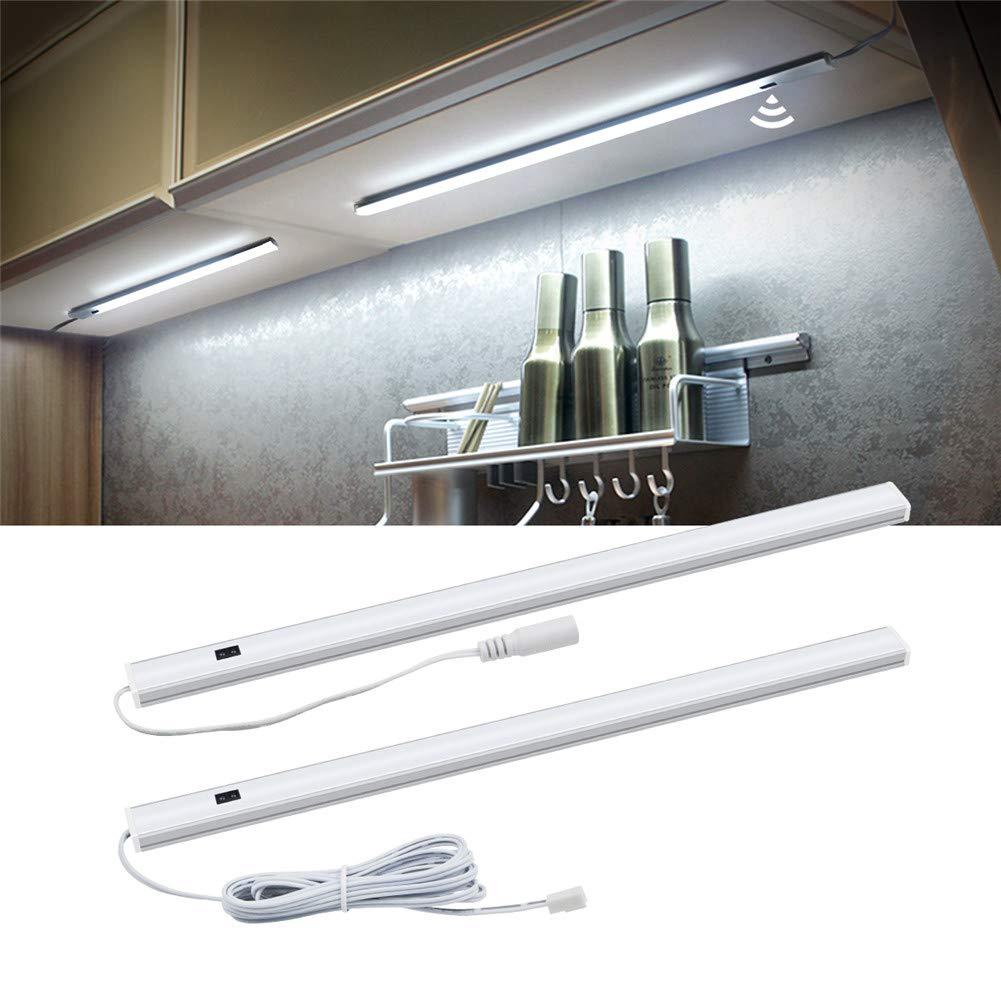 AIMENGTE 手スキャン スイープ LED キャビネットライト モーションセンサー 30cm ホワイト LED LED クローゼットライトバー 30cm-50cm ナイトライト 引き出し 食器棚 ワードローブ ランプ キッチンライト 30cm ホワイト PLY-360 30cm ホワイト B07MK6ZV52, 千丁町:aa71d3e0 --- integralved.hu