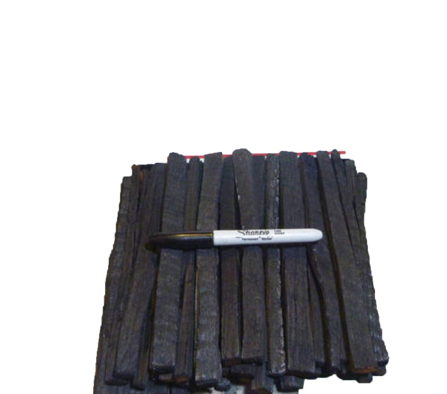 USA Premium Store 1LB Charred White American Oak Chips Sticks Distilling Moonshine Beer Wine