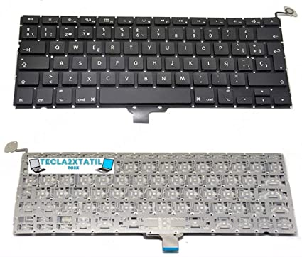 TECLADO PARA PORTATIL Apple A1278 LT042ABYCBVKA Macbook Pro 13 Unibody A1278 MacBook Pro Core 2 Duo