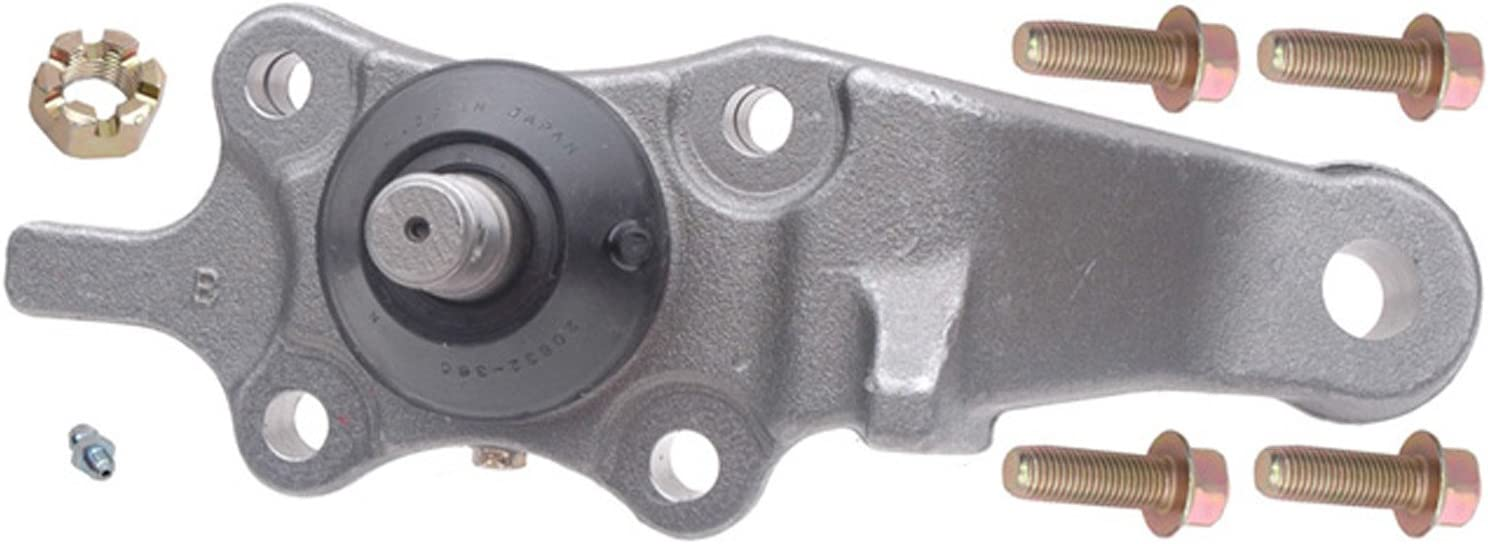 ACDelco 45D0130 Professional Front Driver Side Lower Suspension Ball Joint Assembly