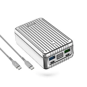 Zendure SuperTank 27000mAh Bateria Externa con Doble USB-C ...