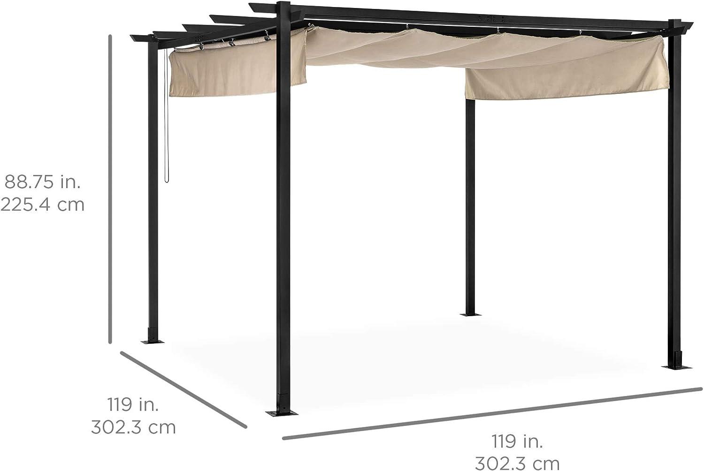 Best Choice Products - Refugio para pérgola de exterior ...