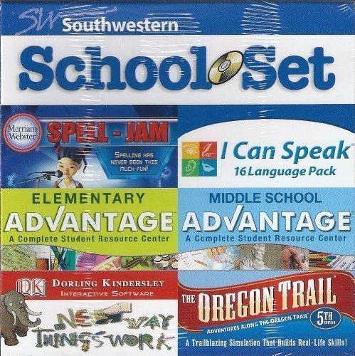 Southwestern School Set # 1042704 by Southwestern Skills
