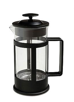 vetrineinrete® cappuccinatore Mousseur à lait manuel en verre 350 ml  Machine pour cappuccino mousse Café 31f156c4f4e