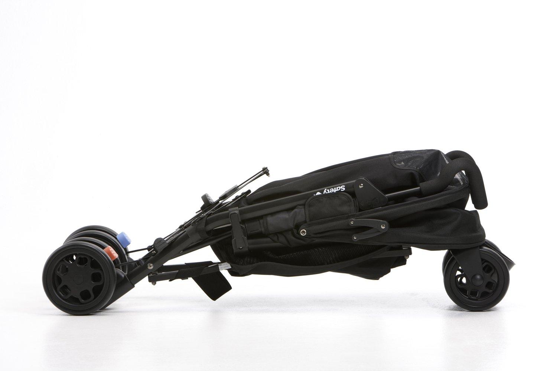 Easy Way Buggy Komfort-Set mit Softtragetasche ab Geburt bis 15 kg black sky Safety 1st 19264412