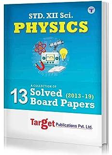 12th Uttam Physics Paper Solutions for 2019: Amazon in: Uttam: Books