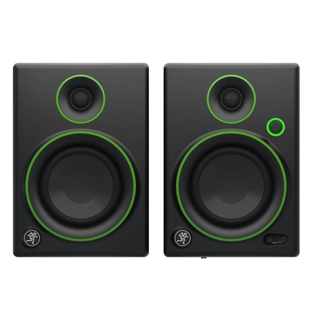 Mackie CR4 (Pair) Creative Reference Multimedia Monitor - Set of 2