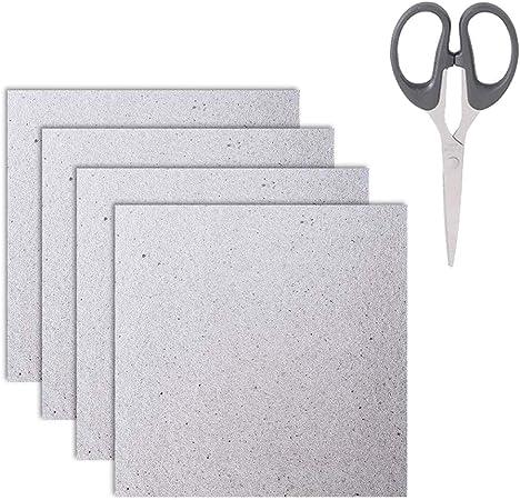 Amazon.com: Juego de 4 placas de protección para microondas ...