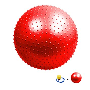 Pelota Suiza Gym Ball,Pilates Pelota de Ejercicio Anti-Burst ...