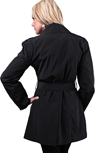 Zelia 8862F Trench Manches Longues Femme: