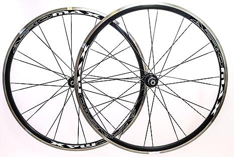 Review Aeromax Alloy Wheelset Road Bike Comp 700c Wheels
