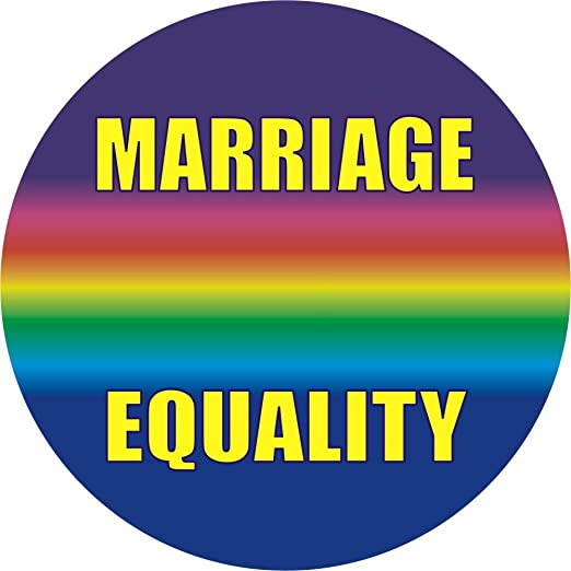 Image result for lgbtq marriage equality symbol