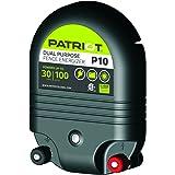 Patriot P10 Dual Purpose Electric Fence Energizer, 1.0 Joule