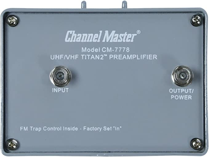 Best Hdtv Antenna Amplifiers Reviews - cover