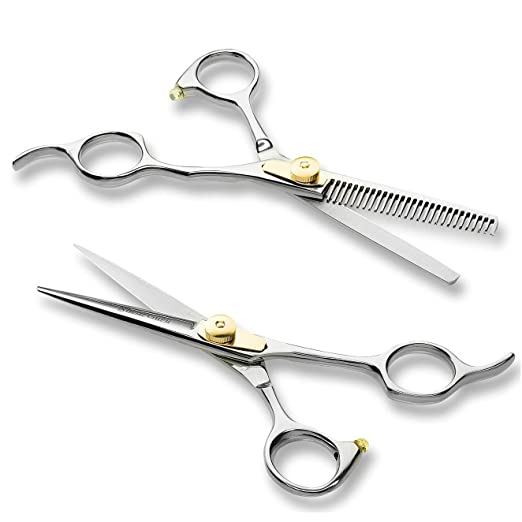 Top 5 Best Hair Cutting Shears 2019 – Reviews & Buyer's Guide 1