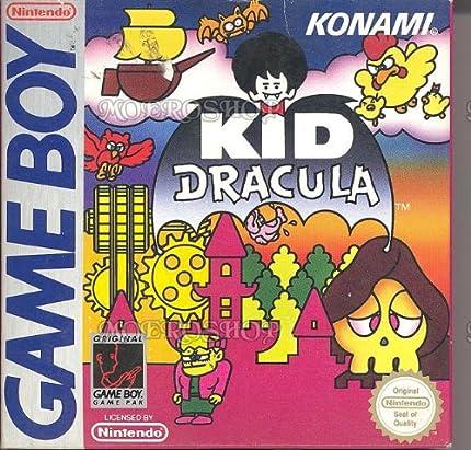 Amazon.com: Kid Dracula: Video Games