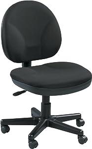 Eurotech Seating OSS400 OSS Task Chair, Ebony