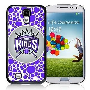 NBA Sacramento Kings Samsung Galaxy S4 i9500 Case Hot For NBA Fans By zeroCase WANGJING JINDA